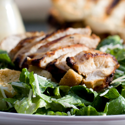 (S) Grilled Chicken Caesar Salad